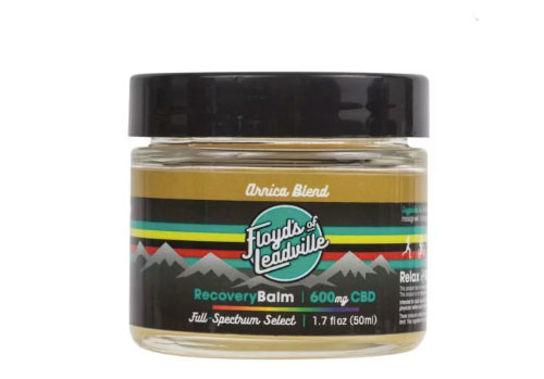 Floyd's Of Leadville CBD Balms Arnica